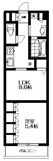 ★練馬区春日町6丁目賃貸マンション