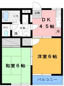 《練馬区下石神井2丁目賃貸アパート》